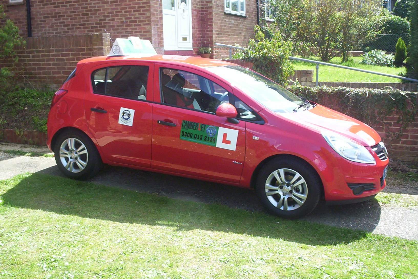 Camberley Driving School Vehicle